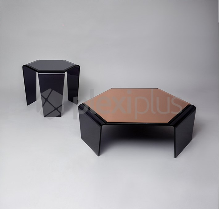 Side & Coffee table TRIO