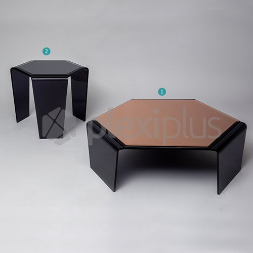 Coffee & Side table TRIO