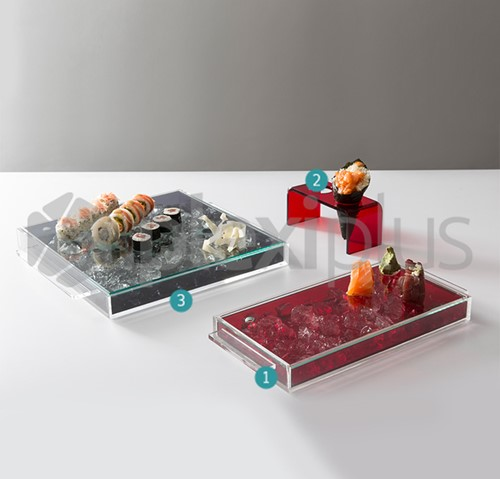 Cold Sushi Trays