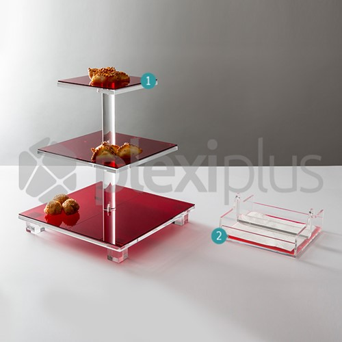 Buffet and Napkin Stand SPECTRA