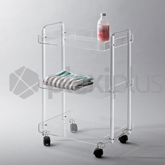 Bathroom trolley TUBO