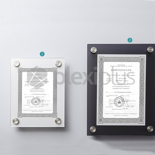 Wall Mounted Frames