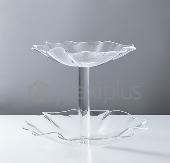 Centre Table PIEGA double